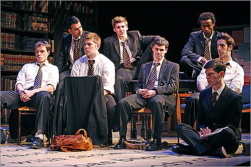a review of the history boys a play by alan bennett There's something of joe orton about 'the history boys', the play by alan bennett  which makes the transfer from stage to screen with its.