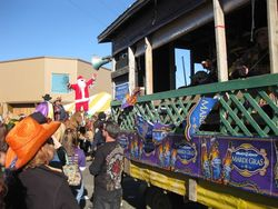 pt at large mardi gras in mamou louisiana tradition