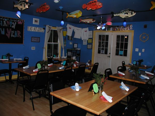 Pt At Large The Blue Eyed Crab Grill And Raw Bar Food