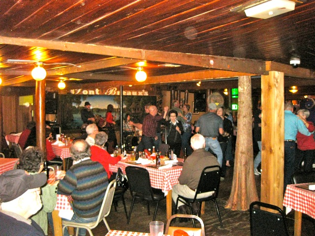 Pt At Large Pont Breaux Cajun Restaurant And Dance Hall