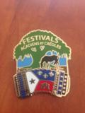 Festival pin 2013